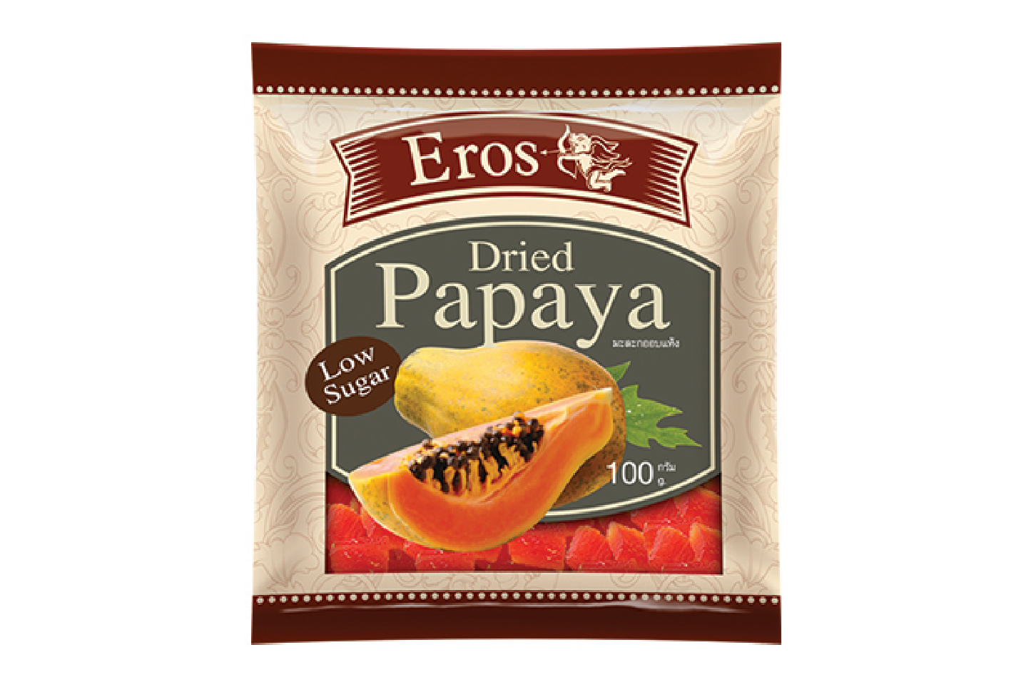 EROS Dried Papaya